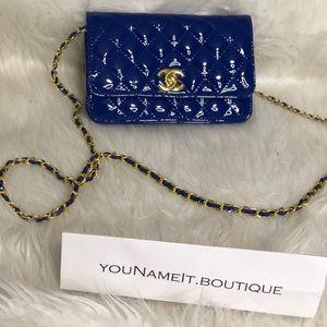 Fancy crossbody purse